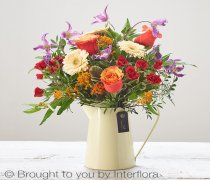 Autumn Harvest Cheer Jug Code: A73131MS | National and Local Delivery