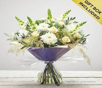 Large Winter Wishes Hand-tied Code: X90352WO | National and Local Delivery
