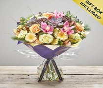Winter Sunset Hand-tied Code: X90371MS | National and Local Delivery