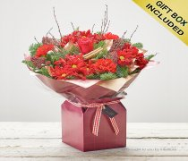Christmas Flaming Reds Gift Box Code: X89681RS | National and Local Delivery