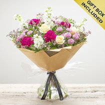 Pomegranate Punch Hand-tied Code: S33521MS | National and Local Delivery