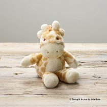 Gigi Giraffe Cuddly Toy Code: C14851ZF | National and Local Delivery