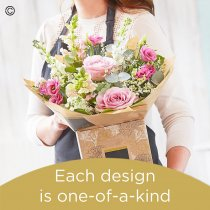 Florist Choice Hand-Tied Code: HT3S | National Delivery and Local Delivery Or Collect From Shop