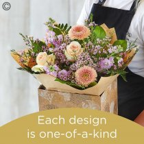 Florist Choice Hand-Tied Code: HT1S | National Delivery and Local Delivery Or Collect From Shop