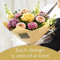 Florist Choice Hand-Tied Code: JGF-HT2S | National Delivery and Local Delivery Or Collect From Shop