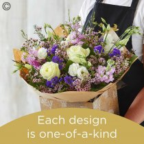Florist Choice Hand-Tied Code: HT4S | National Delivery and Local Delivery Or Collect From Shop