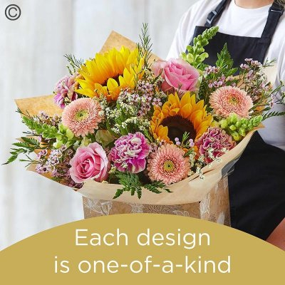 Florist Choice Hand-Tied Code: JGF-HT60 | National Delivery and Local Delivery