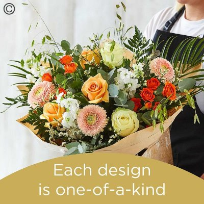 Florist Choice Hand-Tied Code: JGF-HT70 | National Delivery and Local Delivery
