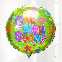 Get Well Balloon Code: C02311ZF