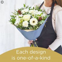 Winter Hand-tied Bouquet Code: WHT1 | National Delivery and Local Delivery Or Collect From Shop
