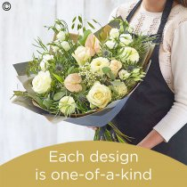 Winter Hand-tied Bouquet Code: WHT3 | National Delivery and Local Delivery Or Collect From Shop