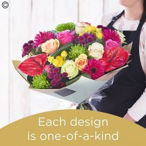 Mother's day brights handtied Code: MDHTB5 | National delivery and local delivery or collect from shop