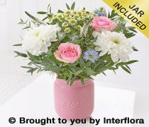 Summer Botanicals Jar Code: H63631MS