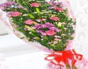 Gift Wrap Flower Bouquet. Code: JGF40215PGW ( Choose your colour...) | Local Delivery Or Collect From Shop Only
