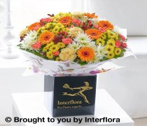 Extra Large Autumn Celebration Flower Hand-tied  Code: A70083MS