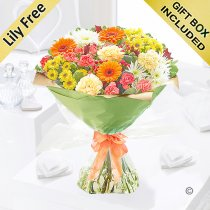 Celebration Autumn Hand-tied Code: JGFA90053A | Local Delivery Or Collect From Shop Only